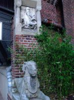 Hidden Statues in Berlin by Rodie-the-Nightblade