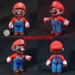 Large Zombie Mario nintendo by Undead-Art