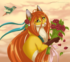 Tenderness by Melona-F