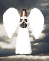 Angelic pray by adipotter
