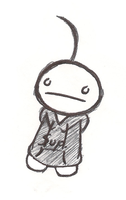 Sup Guy in Hoodie by AmbiguouslyAwesome1