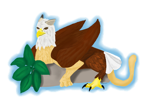 Florida's Gryphon by DragonCuali