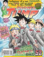Shonen Jump Cover 002 by Mastens