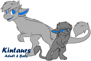 Kintaur Adult and Baby Lines by TalonEX