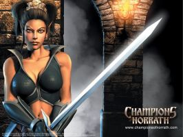 Video Game champions of norrath 123362 by talha122