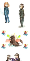 End of holiday/Kaszebe Tinies Dump by Domisea