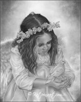 Easter Blessings by Katerina-Art
