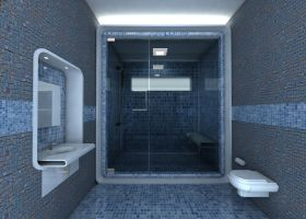 Bathroom interiors by creativegenie