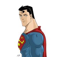 Superman by Ferroconcrete247