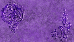 Background- Embossed Purple by SweetAmorito