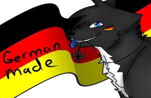 German made by ZeroPercentLove