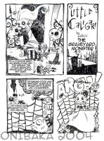 Little Caligari's Comic by OniBaka