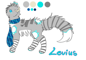 Levius 2015 Reference Sheet by foxtain