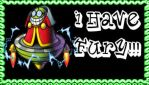 I Have Fury Stamp by vib3s
