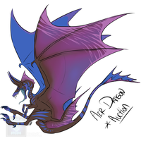 [Dragon Auction] Velvet AirRaid by Linkaton
