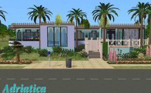 Adriatica - Front - The Sims 2 by allison731