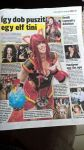 My Foxfire Ahri cosplay is in the Bors newspaper by Mitukii