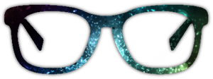 Galaxy Glasses by Almithy