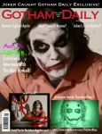 Gotham Daily Magazine Cover 2 by InvisibleCorpseGirl