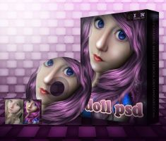 PAINTED DOLL TUTORIAL by erool