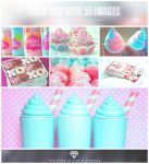 Sugar Sugar Images Pack 01 by MyVanillaSky