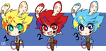 [FREE ADOPTABLES] OPEN by galaxys7
