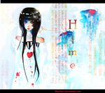 Taciturn Love Hime+ by tifachanx