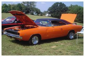 1968 Dodge Charger RT by TheMan268