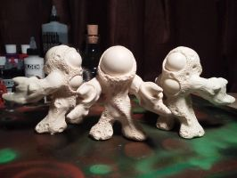 First cast of new guy by hellgnome