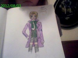 Alois Trancy by x-Vodkaa