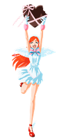 Orihime Special San Valentin by Narusailor