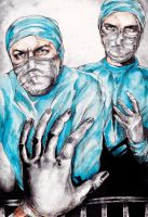 Excision Surgery by ApocalypticPorcelain