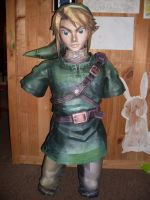 WIP Link life Sized by AZBY