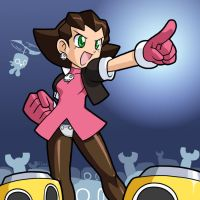 Tron Bonne by rongs1234