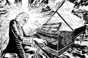 js bach commission by davechisholm