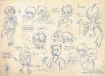 Sketch Dump the 2nd by Pelboy