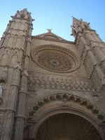 Palma Cathedral. by J-Payden