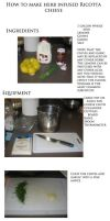 Ricotta cheese tutorial by kelle611