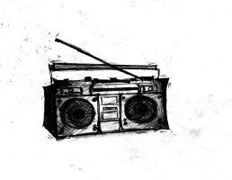 Boom Box by GageDanielAnstey