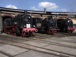 three Prussians by dietzellogg