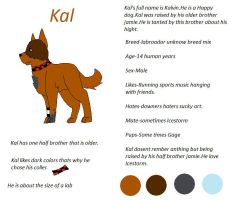 Improved Kal refrence sheet by comptonja