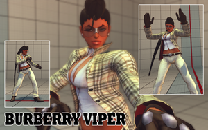 Burberry Viper by robberatlarge