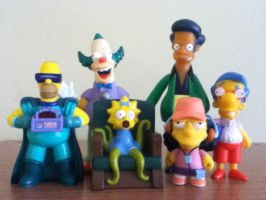 My Simpsons Collection by SithVampireMaster27