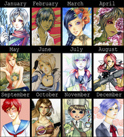 Summary of Art 2014 by Hachiyo