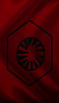 Flag of The First Order by ZhaneAugustine