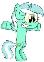Lyra Heartstrings by itsacandytime