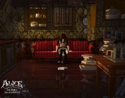 Alice:Madness Return TheSims11 by AliceYuric