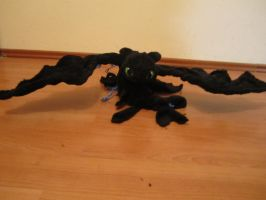 Toothless_WIP1_1 by Shadow-Saphirae