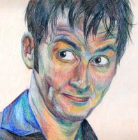 David Tennant: Art Advice Requested! by inhonoredglory