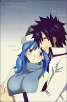 Gray x Juvia: She is mine! by Liz-050
